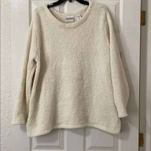 Vintage Chenille Pullover Sweater